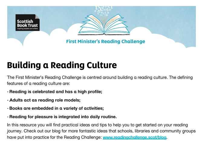 Reading Culture Library Community Groups