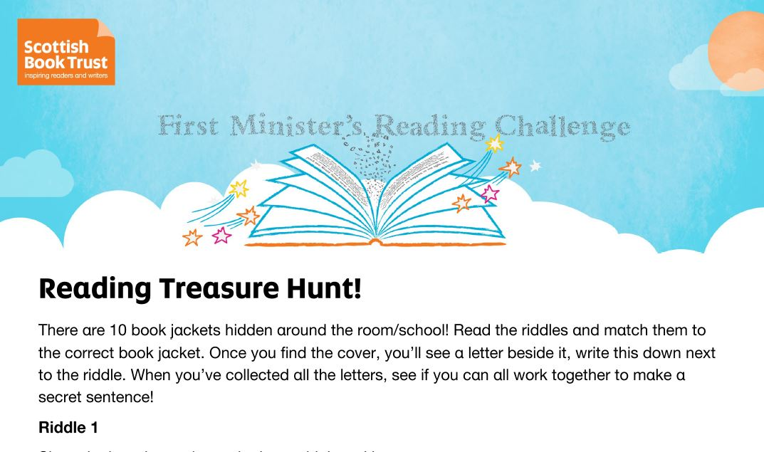 Treasure Hunt - Upper Primary Pack