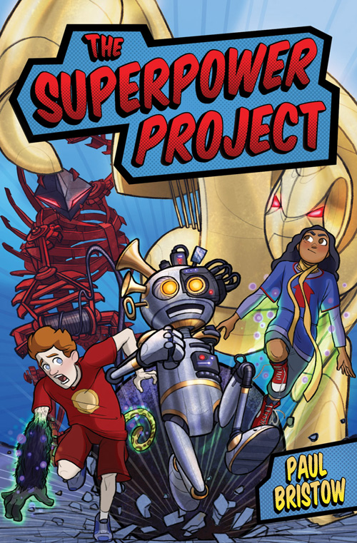The Superpower Project | First Minister's Reading Challenge