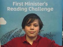 My Reading Journey by Harper Clark-Tonberg