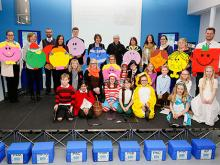 Riverside Takes a Whole-School Approach to the First Minister's Reading Challenge